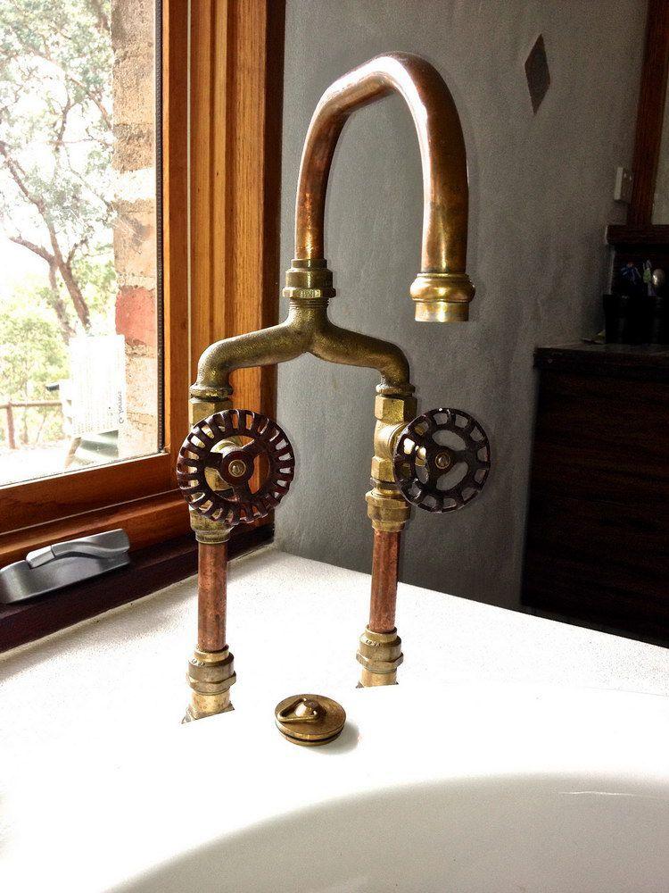industrial tap ware