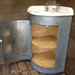 rustic different bathroom vanity
