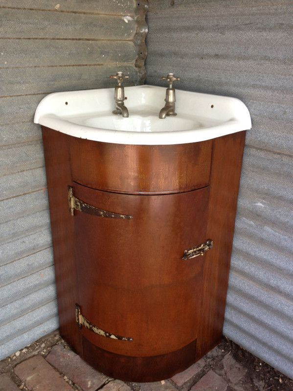 Antique Bathroom Vanity Unit