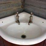antique bathroom basin