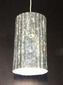 rustic iron lighting
