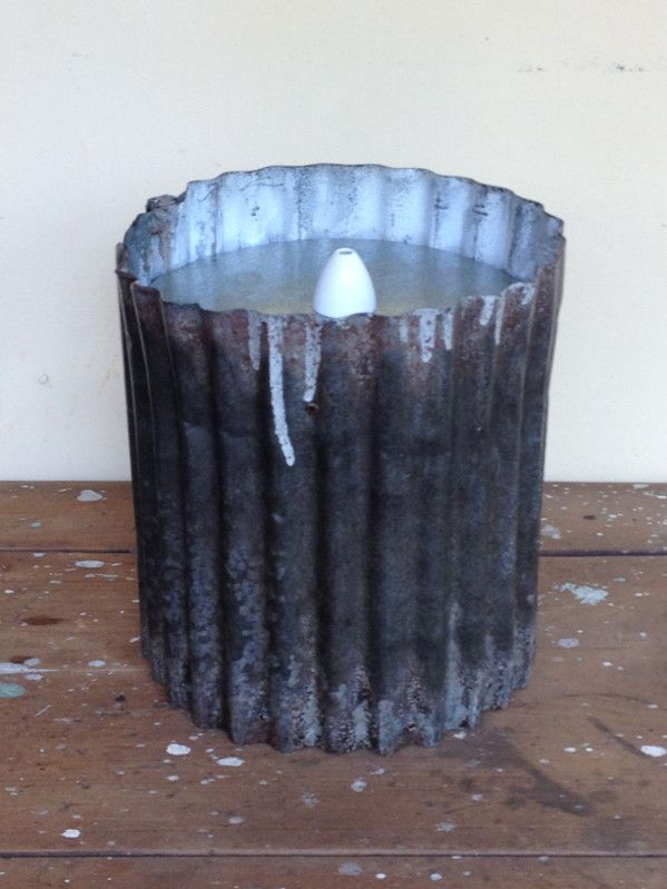 rustic light shade