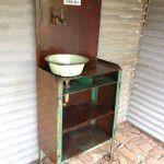 vintage industrial tap