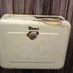 vintage brent toilet cistern