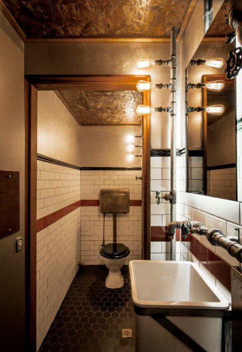 Donny 39 s bar nsw old soulold soul for Bathroom design restaurant