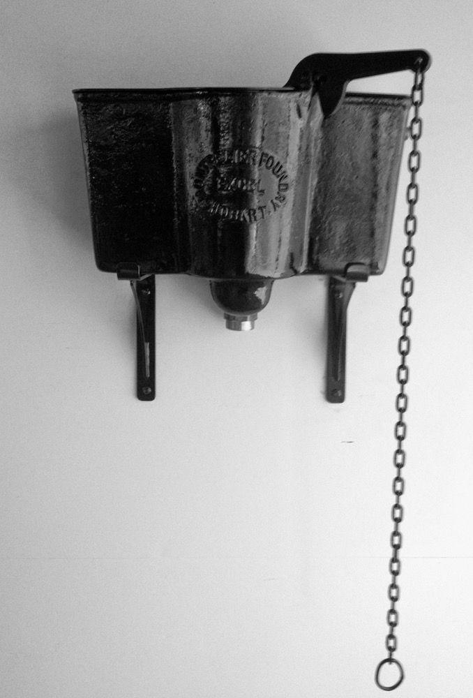 Montpelier cast iron cistern