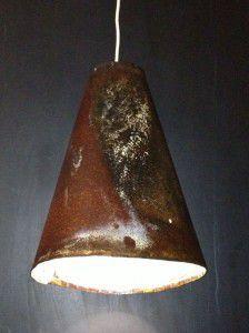 rustic industrial lighting