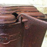 antique cistern