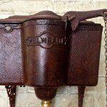 chain pull cistern